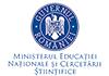 Logo Ministerul Educației Naționale și Cercetării Științifice